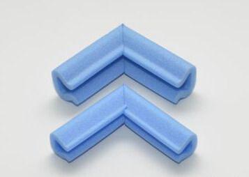 Soft foam hoekbeschermers 25-35 voor smalle lijsten